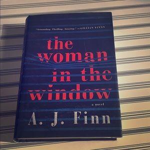 The Woman in the Window ~ A.J. Finn